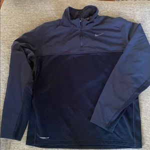 Nike Therma-Fit Quarter Zip Pullover Jacket